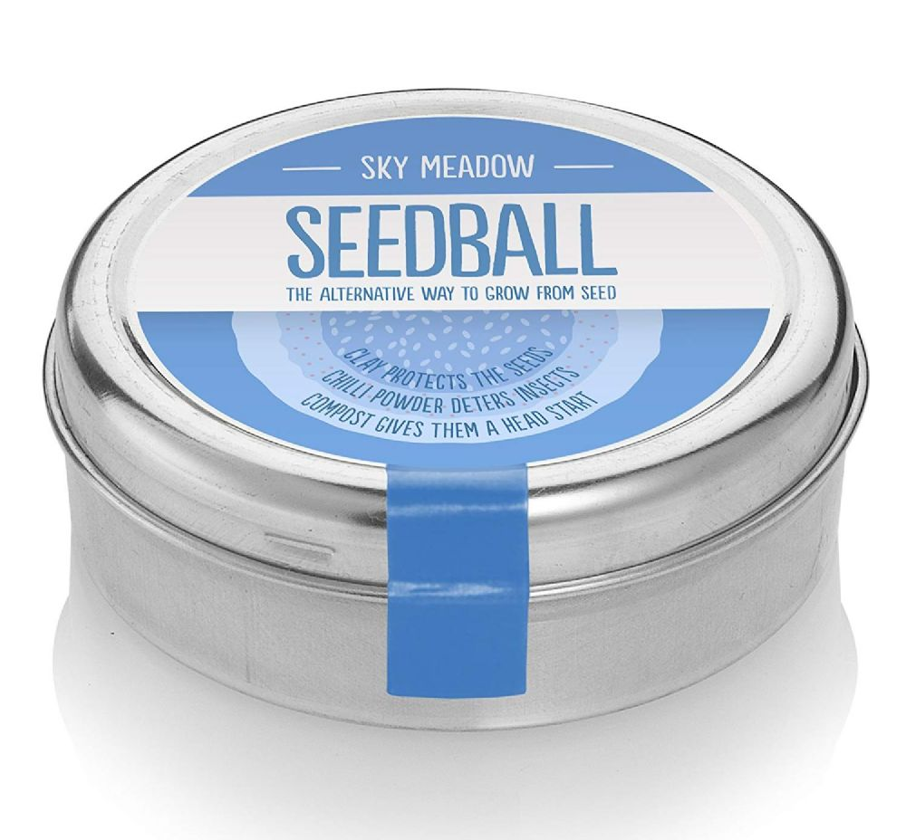 Sky Meadow Seedballs - wildflower seed mix